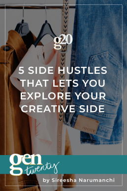5 Side Hustles That Let You Explore Your Creative Side