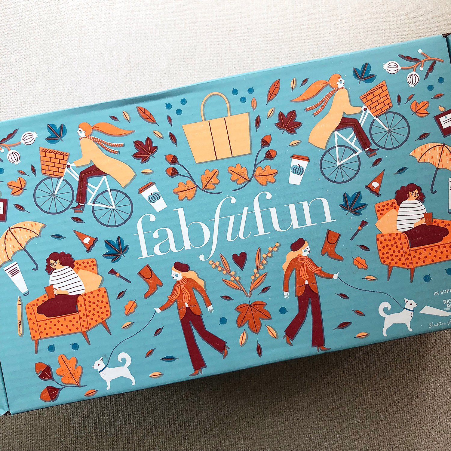 FabFitFun Year In Review: Is It Worth It?