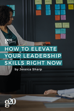 How To Elevate Your Leadership Skills