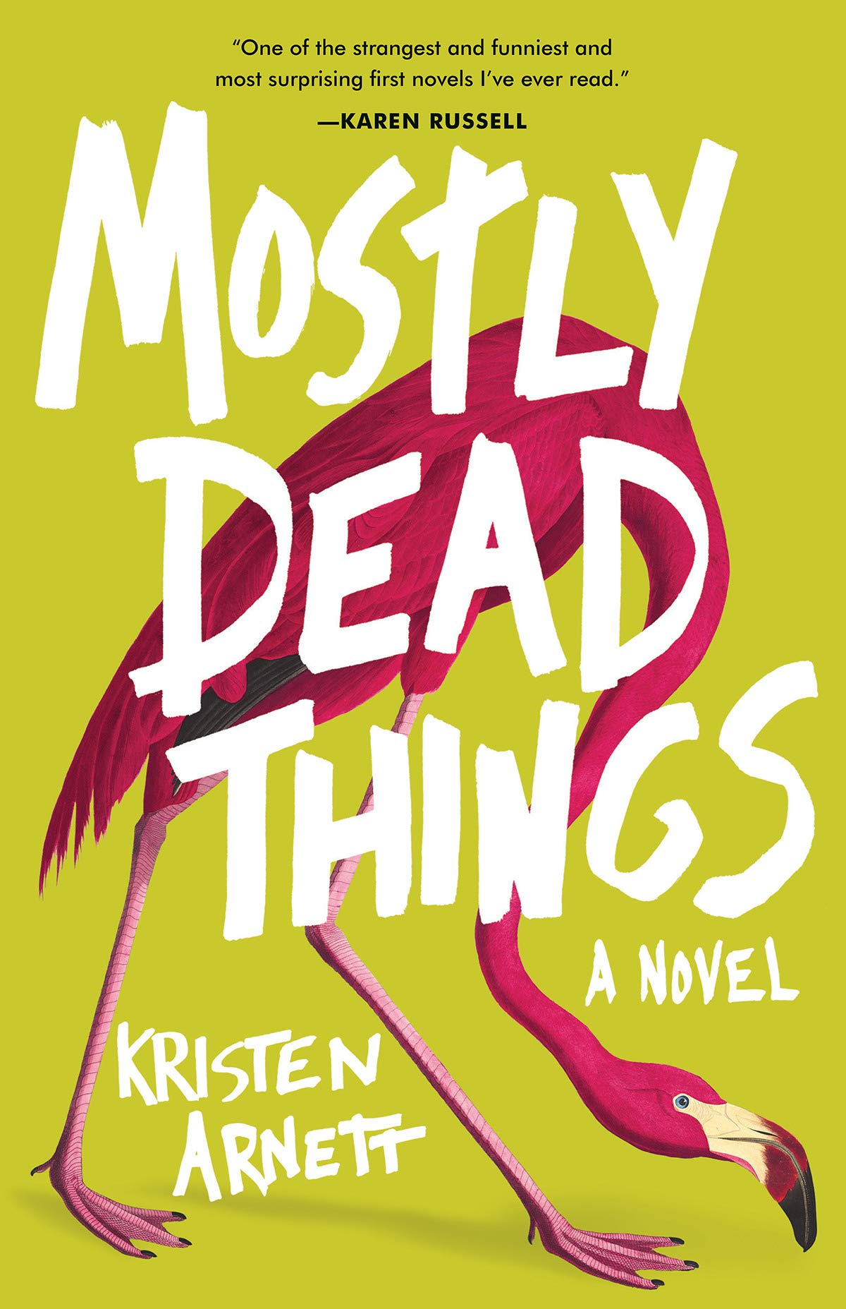 Kristin Arnett Mostly Dead Things