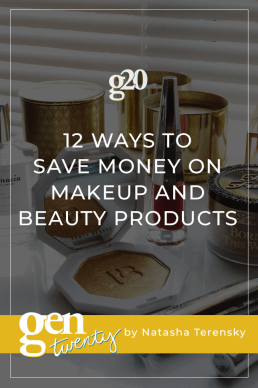 12 Ways To Save Money On Makeup And Beauty Products