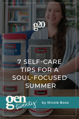 7 Self-Care Tips For A Soul-Focused Summer
