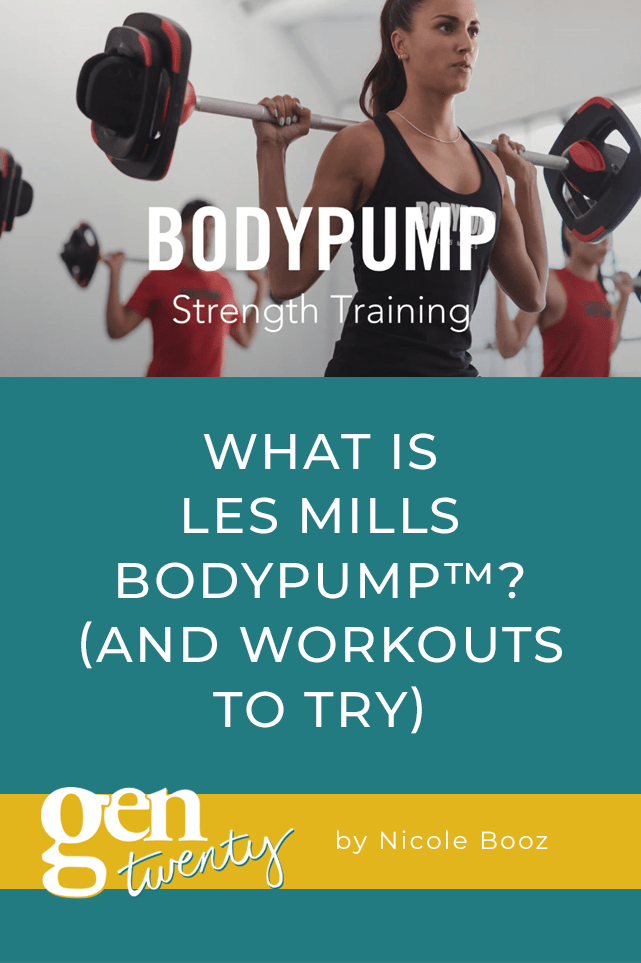 LES MILLS Bodypump review