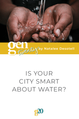 Is Your City Smart about Water?
