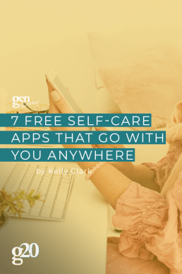 7 FREE Self-Care Apps That Go With You Anywhere