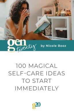 100 Magical Self-Care Ideas To Start Immediately
