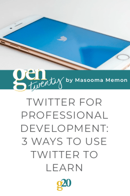 Twitter for Professional Development: 3 Ways to Use Twitter to Learn Daily