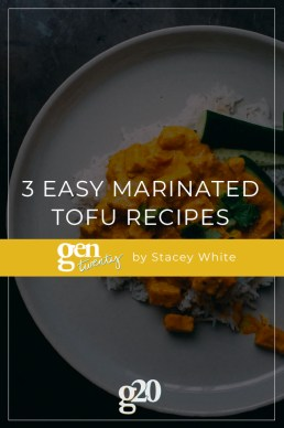 Easy Marinated Tofu Recipe