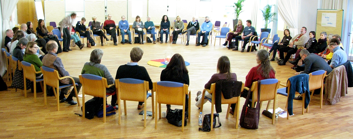 Genuine Contact Mentoring Circle