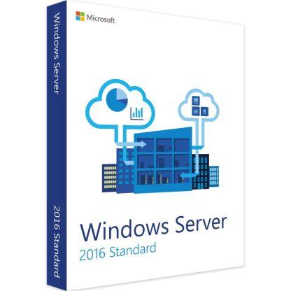 Windows Server 2016 Standard 50 Device CALs Key
