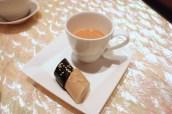 Petit Fours - Milk Tea, Sesame & Peanut 'Cheung Fun'