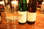 Wines - Egon Müller's Scharzhofberger Spätlese Riesling 2012; Chateau Grillet 2010