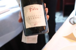 "Champagne Fleury ""Bolero"" 2005"