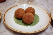 Oxtail croquettes