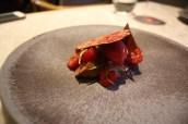 Chocolate, raspberry & tarragon