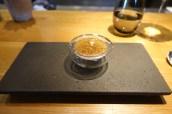 Parmesan Custard, Umami Jelly, Chia Seeds