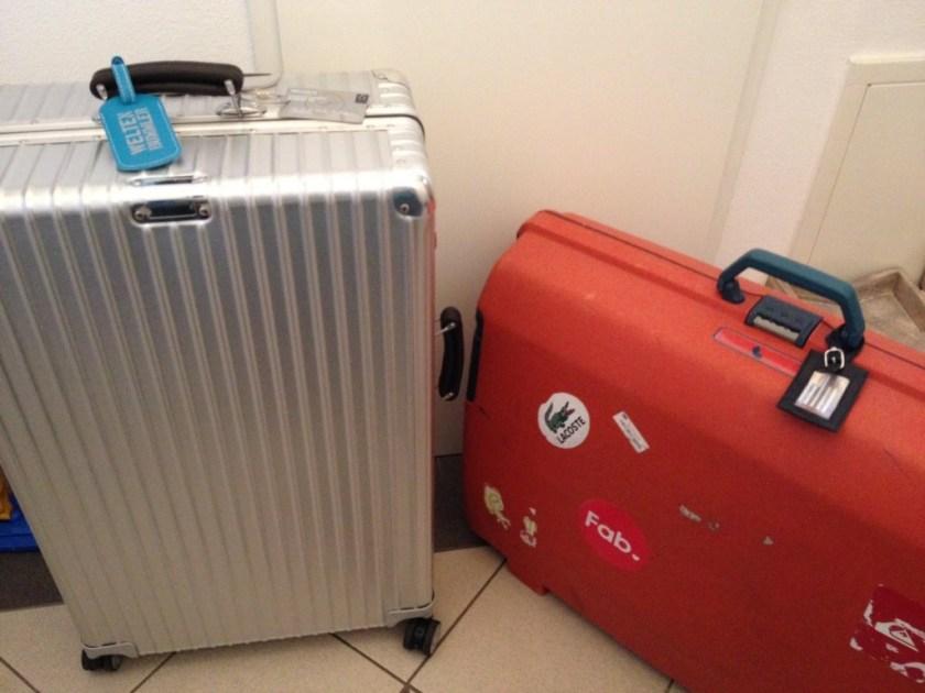 rimowa samsonite koffer