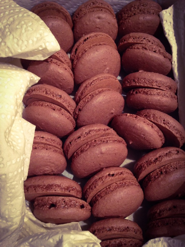 Macarons Tipps