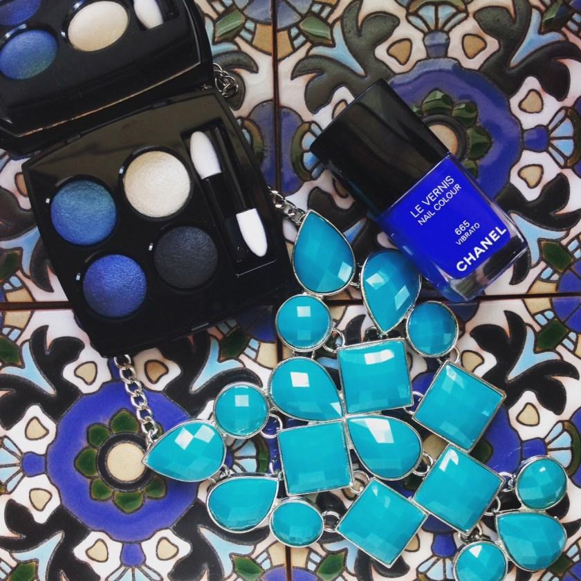 chanel Vibrato Blue Rhythym