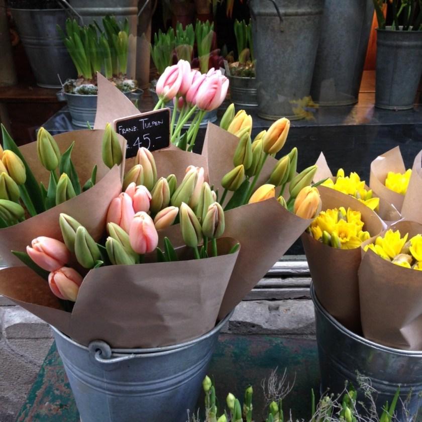 Blumenmarkt Zürich genussgeeks