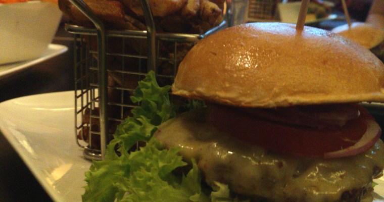 Burger City Guide Dinner im Burger Republic Ludwigsburg