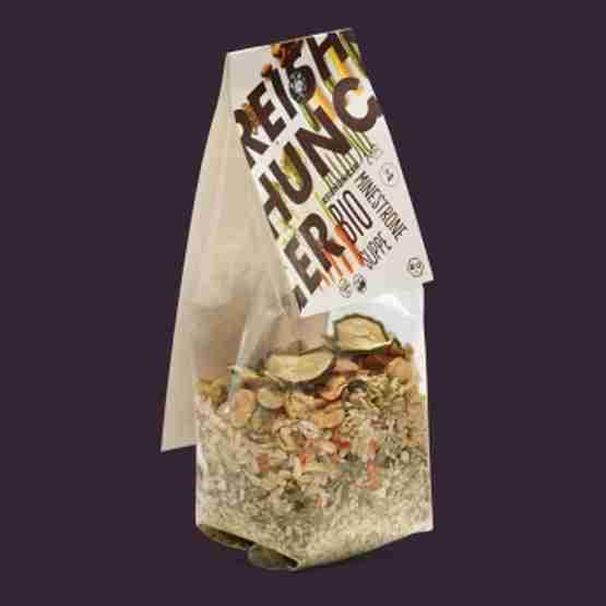 Genusswerk Reishunger Minestrone