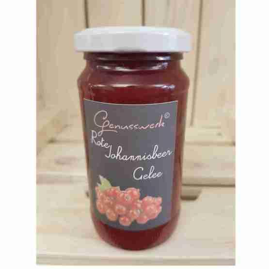 Genusswerk Fruchtaufstrich Rote Johannisbeer