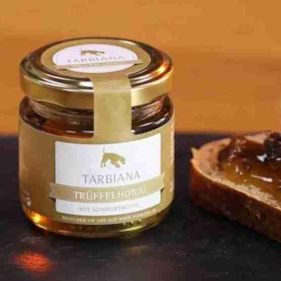 Genusswerk Honig mit schwarzem Trüffel