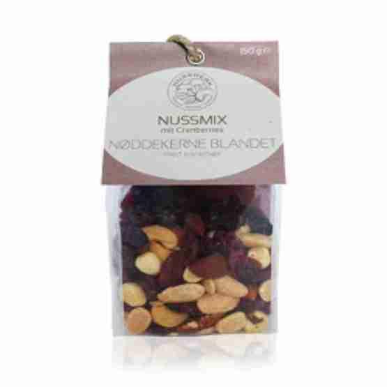 Genusswerk Nusswerk Nussmix mit cranberries