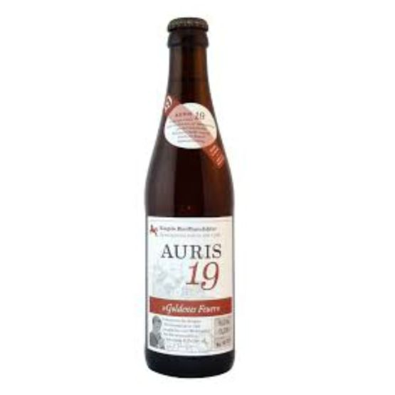 Genusswerk Riegel Bier Auris 19, 0,33l