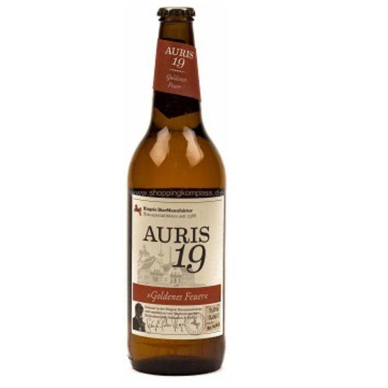 Genusswerk Riegele Bier Auris 19, 0,66l