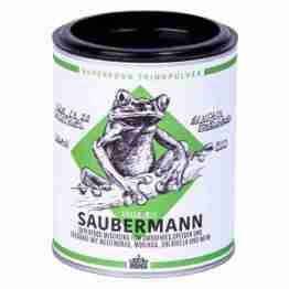 Genusswerk Superfood baowow Saubermann