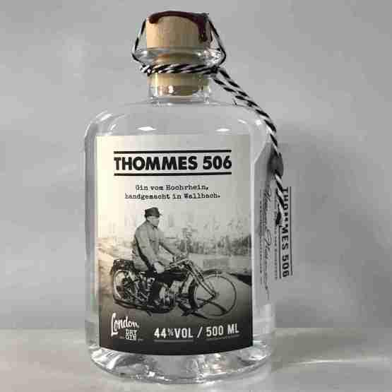 Genusswerk Thommes 506 Gin