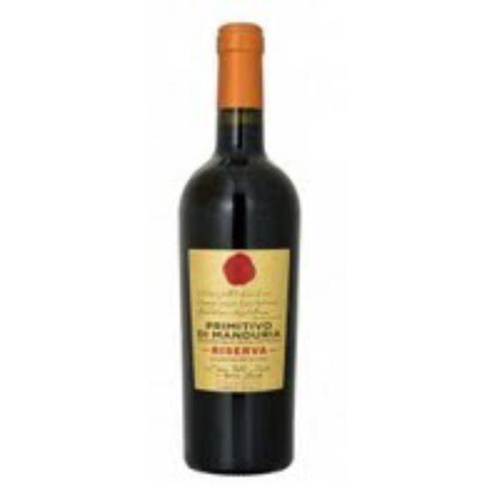 Genuswwerk Wein Primitivo di Manduria Riserva