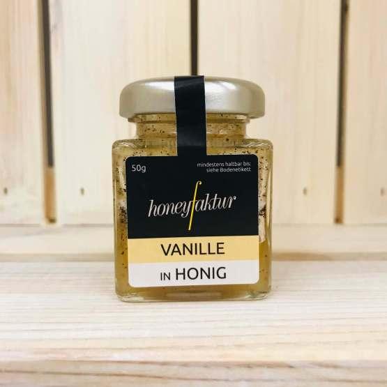 Genusswerk Vanille im Honig