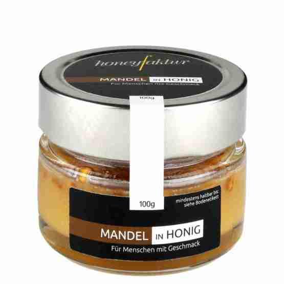 Genusswerk Honeyfaktur Mandel in Honig