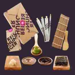 Genusswerk Reishunger Sushi Box