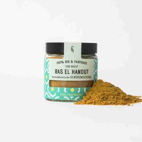 Genusswerk Soul-Spice Ras el Hanout
