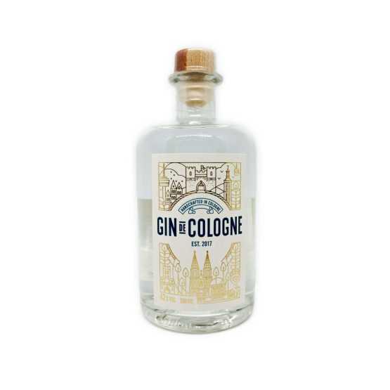 genusswerk gin de cologne 500ml