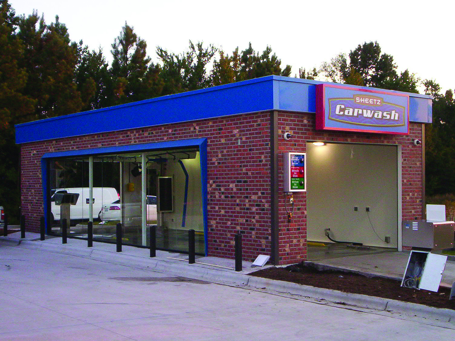 Genesis modular carwash building systems the only true modular carwash type solutioingenieria Images