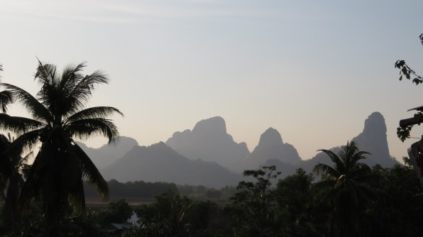 Lopburi mountains