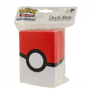 Deck Box – Pokémon – Pokebola