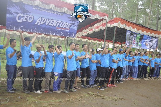 FUN OUTBOUND EMPLOYEE GATHERING PT. WASKITA BETON PRECAST