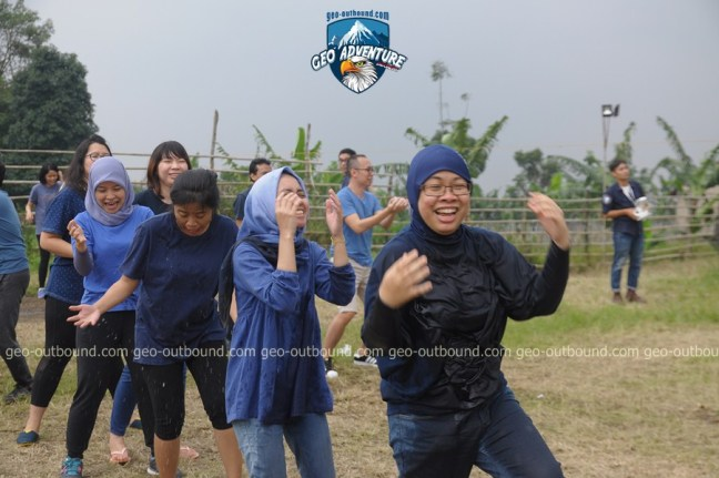 FUN GAMES LEMBANG THE NIELSEN INDONESIA - GEO ADVENTURRE