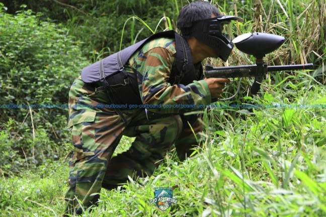 PAINTBALL LEMBANG ADVENTURE