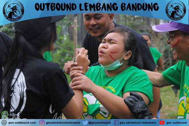 GATHERING OUTBOUND GRAFIKA LEMBANG PT. JAVA INDO PRINT