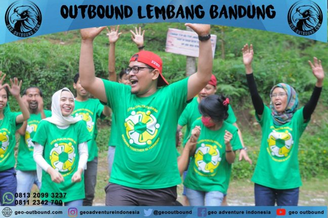 FUN OUTBOUND & ICE BREAKING PT. JAVA INDO PRINT CV. GEO ADVENTURE INDONESIA