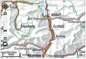 Screenshot map.geo.admin.ch