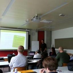 Einsatz von Crowdsourcing-Daten: Vortrag am ENERGIC-Workshop