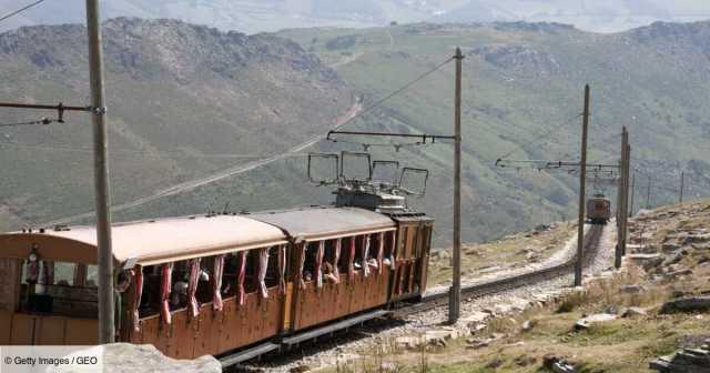 Les plus beaux trains touristiques de France